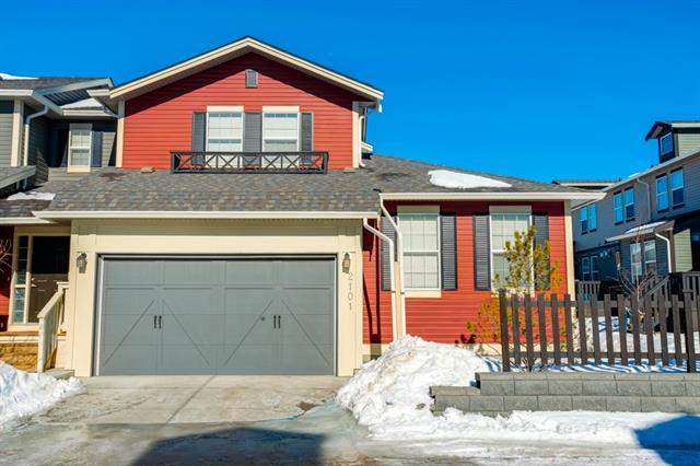 MLS® #C4168001 - #2101 1001 8 ST Nw in Williamstown Airdrie