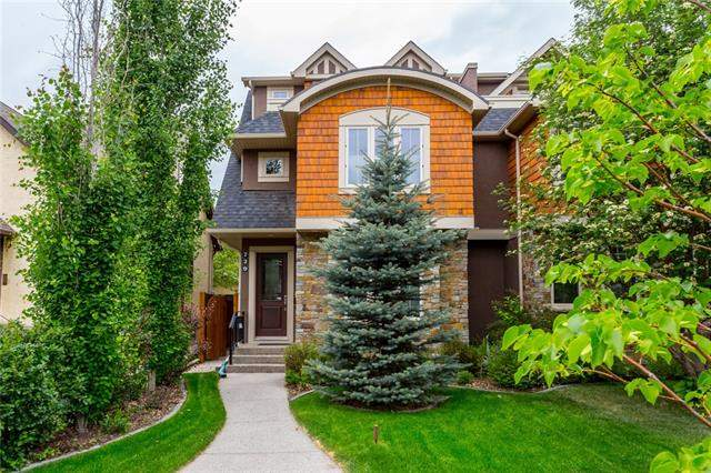 Sunnyside real estate listings 729 4 ST Nw, Calgary
