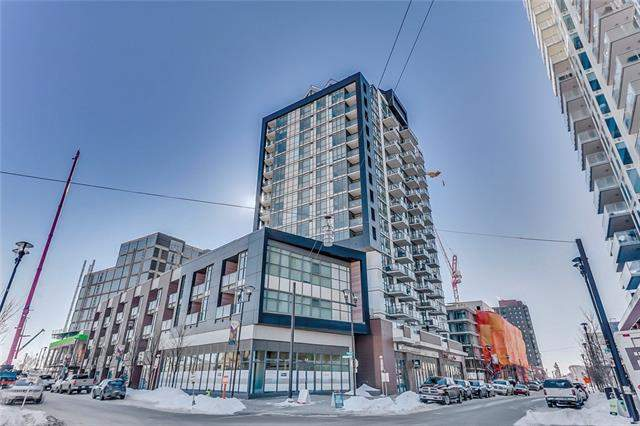 MLS® #C4171456 - #1509 550 Riverfront AV Se in Downtown East Village Calgary