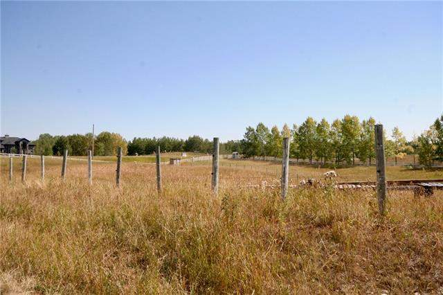 262027 Poplar Hill Dr, Rural Rocky View County Bearspaw_Calg real estate, Land Bearspaw homes for sale