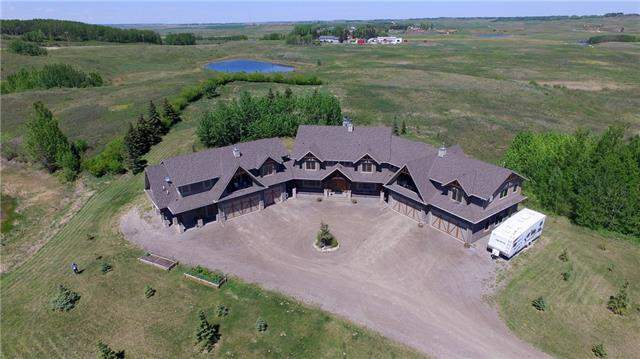 MLS® #C4173529 58 Big Hill Springs Es Big Hill Springs Est Rural Rocky View County Alberta