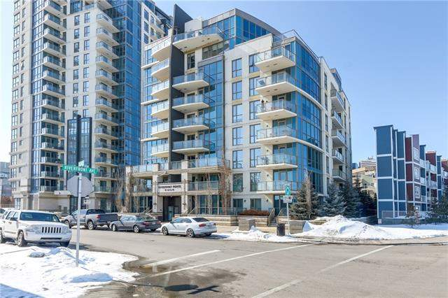 #107 315 3 ST Se in Downtown East Village Calgary MLS® #C4173580