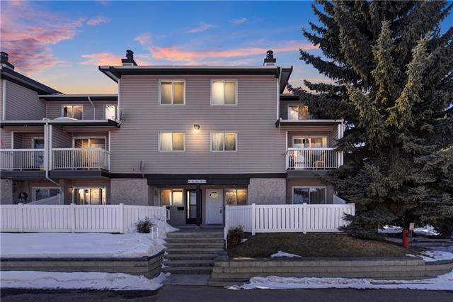 Fonda real estate listings #59 3800 Fonda WY Se, Calgary