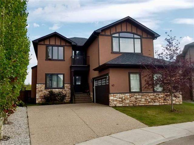 40 Rockcliff PT Nw, Calgary, Rocky Ridge real estate, Detached Rocky Ridge Ranch homes for sale
