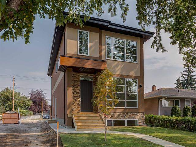 Winston Heights/Mountview real estate 2014 6 ST Ne, Calgary