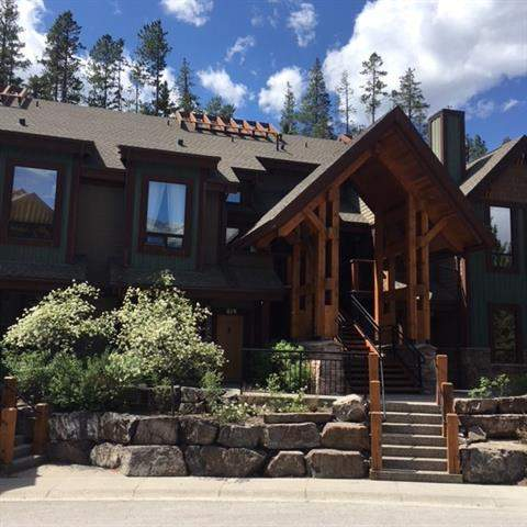 #614 107 Armstrong Pl, Canmore, Three Sisters real estate, Attached Three Sisters homes for sale