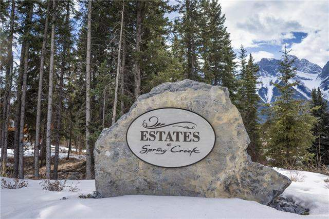 Spring Creek real estate listings 113 Spring Creek Ln, Canmore