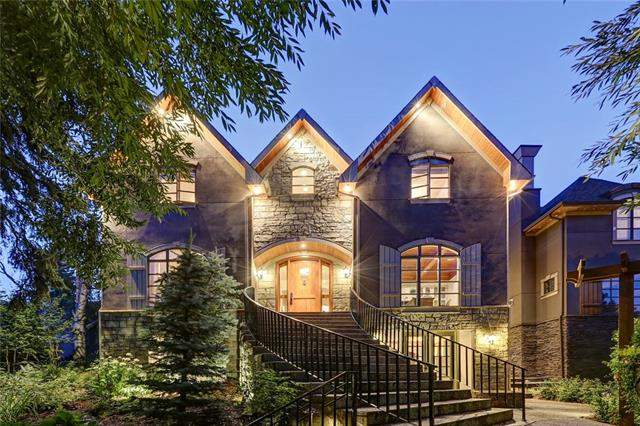 Elboya real estate listings 614 Crescent Bv Sw, Calgary