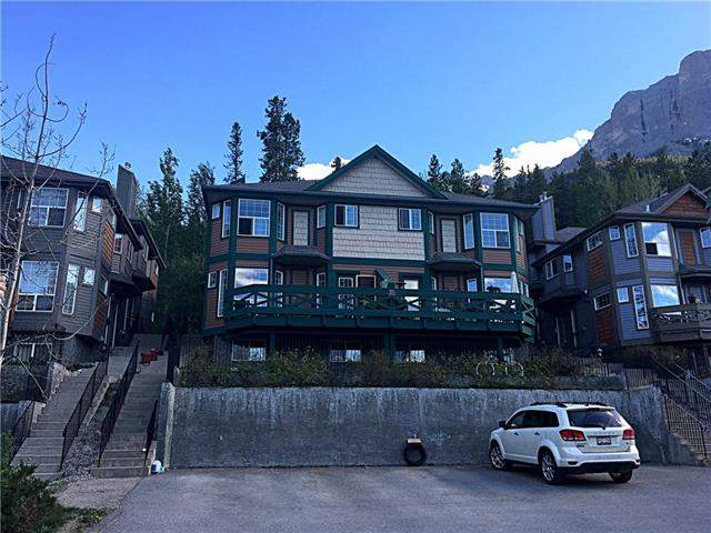 #2 823 Wilson Wy in Peaks of Grassi Canmore MLS® #C4177156