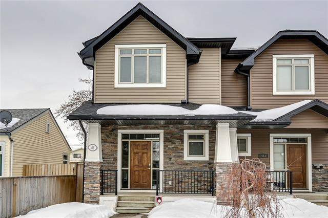 Winston Heights/Mountview real estate 415 23 AV Ne, Calgary