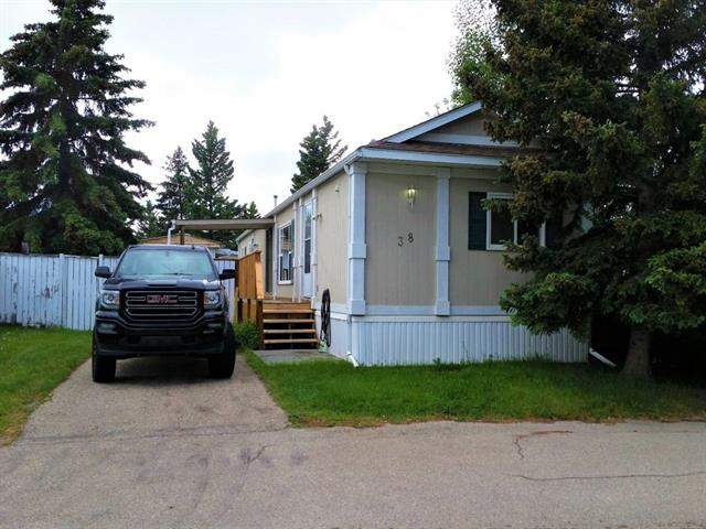 #38 3223 83 ST Nw, Calgary, Greenwood/Greenbriar real estate, Mobile Greenwood Village homes for sale