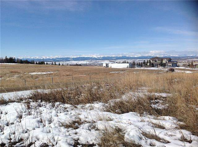 260185 Mountain Ridge Pl, Rural Rocky View County Bearspaw_Calg real estate, Land Bearspaw homes for sale