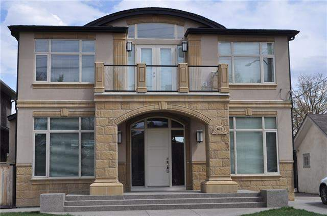 Crescent Heights real estate 622 Centre A ST Nw, Calgary