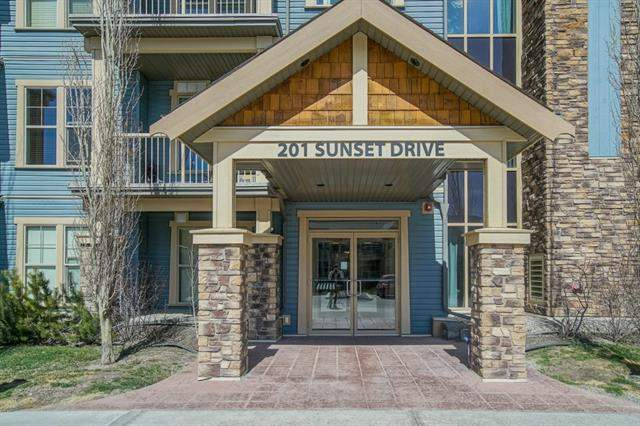 #210 201 Sunset Dr in Sunset Ridge Cochrane MLS® #C4179195