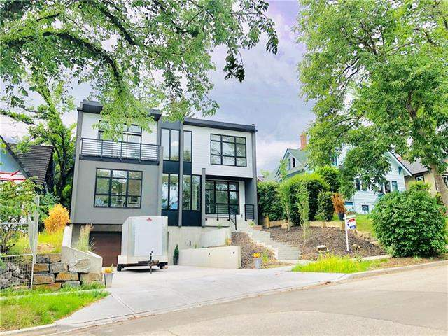 Upper Scarboro real estate listings 511 Salem AV Sw, Calgary