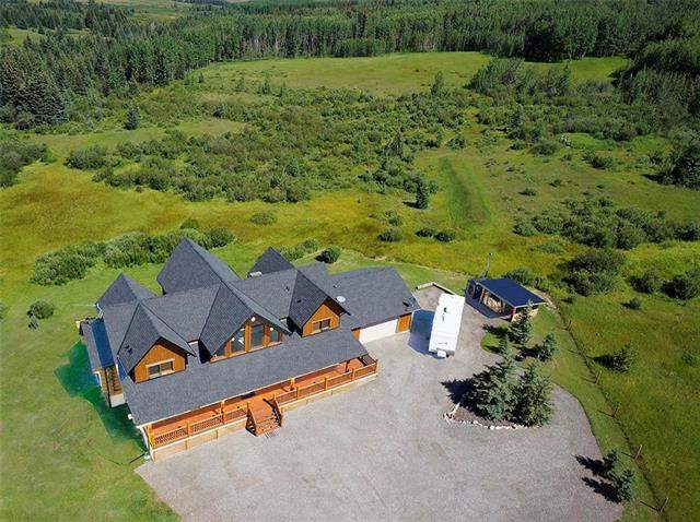 336276 223 AV W, Rural Foothills M.D. Antler Ridge real estate, Detached Antler Ridge homes for sale