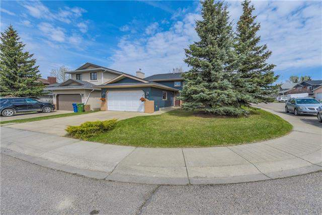 56 Waterstone CR Se, Airdrie  Waterstone homes for sale