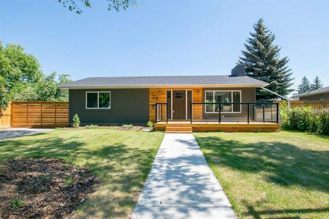 Meadowlark Park real estate listings 26 Mayfair RD Sw, Calgary