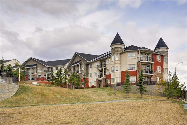 #210 26 Val Gardena Vw Sw, Calgary, Springbank Hill real estate, Apartment East Springbank Hill homes for sale