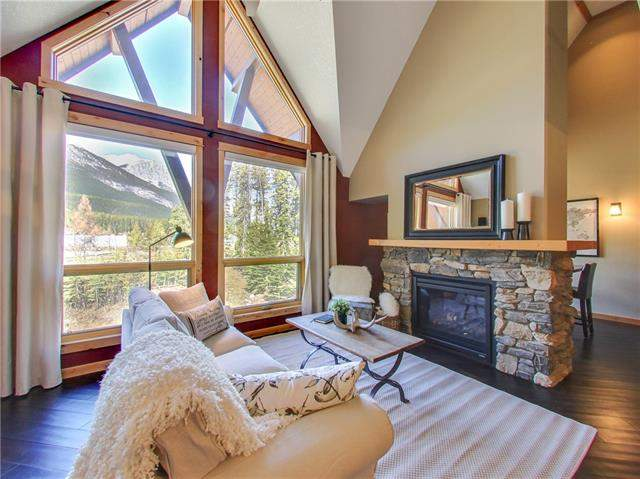 #302 2100b Stewart Creek Drive in Three Sisters Canmore MLS® #C4182690