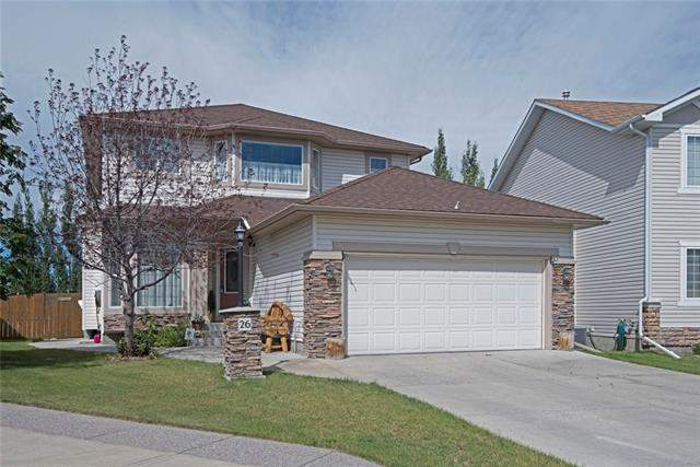 Cimarron Park real estate listings 26 Cimarron Park Pl, Okotoks