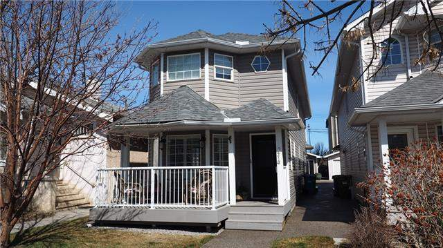 Crescent Heights real estate 214 15 AV Nw, Calgary