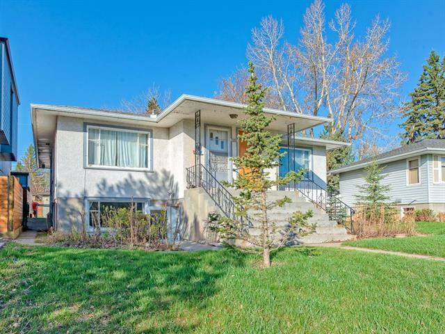 Banff Trail real estate 2203 Victoria CR Nw, Calgary