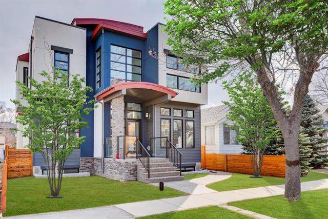 Crescent Heights real estate 227 12 AV Ne, Calgary