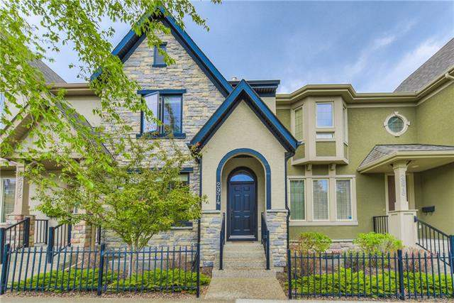 Garrison Green real estate listings 2974 Peacekeepers WY Sw, Calgary