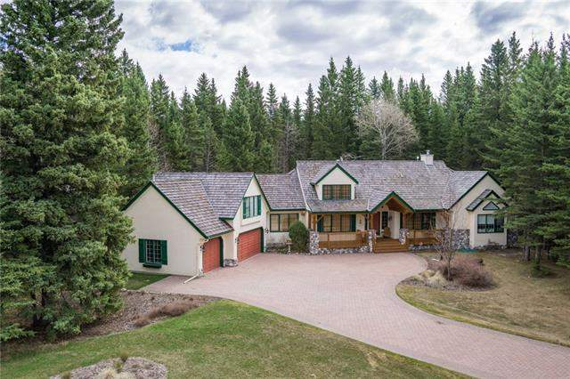 74 Mountain Lion Dr in Wintergreen_BC Bragg Creek MLS® #C4184605