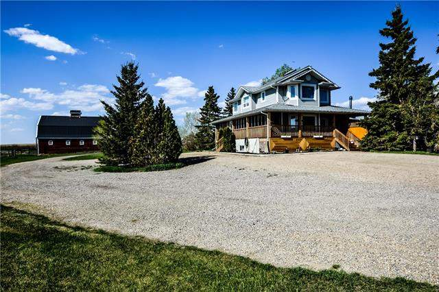 15146 Twp RD 282 in None Rural Rocky View County MLS® #C4184635