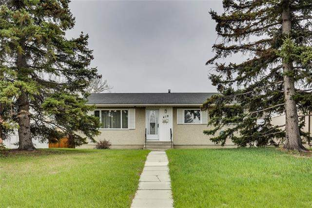 Marlborough real estate 419 52 ST Ne, Calgary