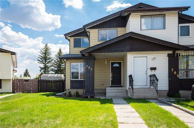 Fonda real estate listings 707 Fonda Co Se, Calgary