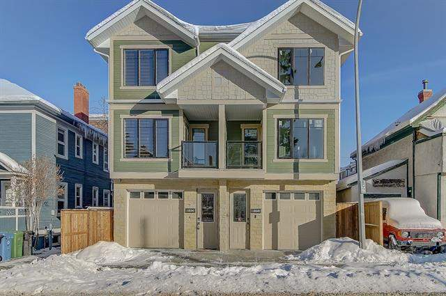 Lower Mount Royal real estate 1808 8 ST Sw, Calgary