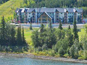 Bow Meadows real estate listings #311 77 George Fox Tr, Cochrane