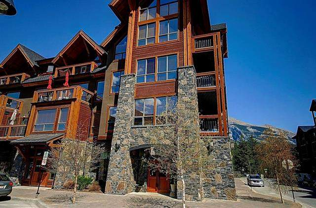 Spring Creek real estate listings #103 600 Spring Creek Dr, Canmore