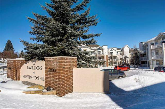 MLS® #C4185369 - #102 6900 Hunterview DR Nw in Huntington Hills Calgary