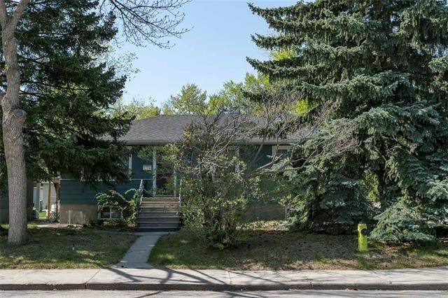 Banff Trail real estate 2363 22a ST Nw, Calgary