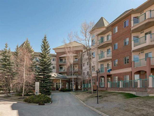 #319 200 Lincoln WY Sw, Calgary, Lincoln Park real estate, Apartment Lincoln Park homes for sale
