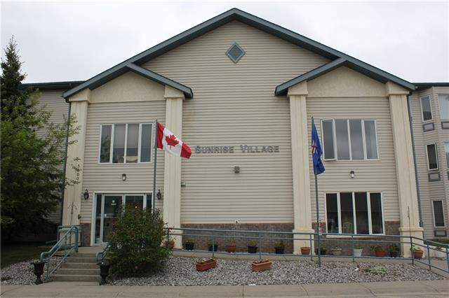 #206 5600 Sunrise Cr, Olds, None real estate, Apartment Olds homes for sale