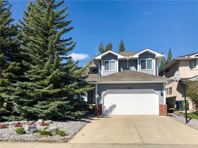 Evergreen Estates real estate 13891 Evergreen ST Sw, Calgary