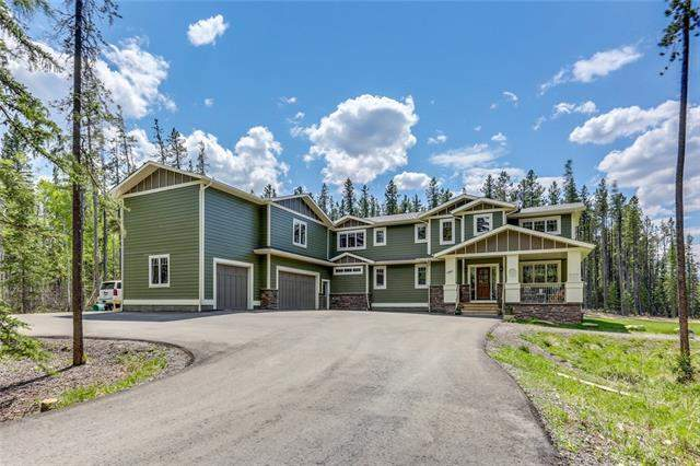138 Hawk Eye Rd in None Bragg Creek MLS® #C4186300