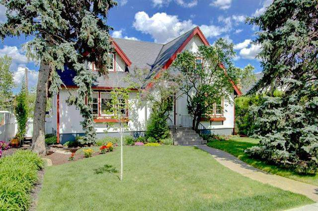 Upper Scarboro real estate listings 336 Sharon AV Sw, Calgary