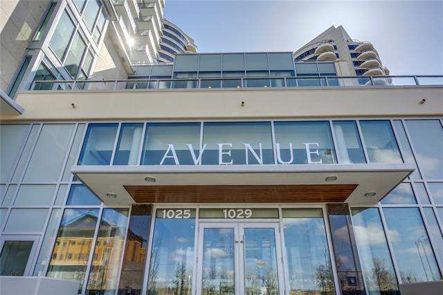 Downtown West End real estate listings #108 1025 5 AV Sw, Calgary