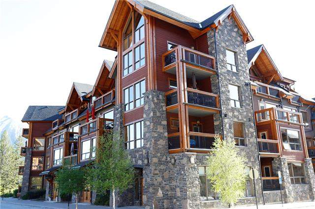 Spring Creek real estate listings #205 600 Spring Creek Dr, Canmore