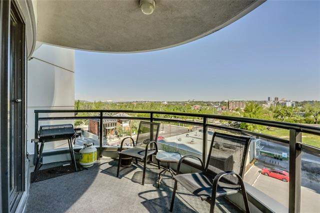 Downtown West End real estate listings #502 1088 6 AV Sw, Calgary
