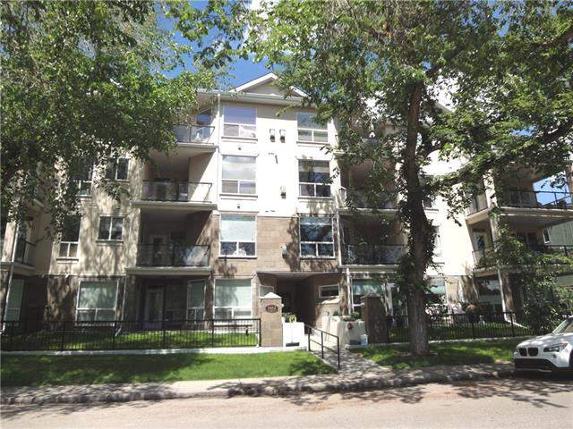#201 3412 Parkdale Bv Nw, Calgary  Parkdale homes for sale