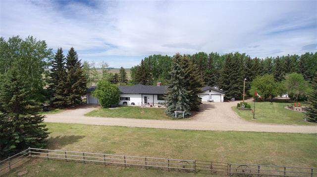 280001 Dickson Stevenson Tr in None Rural Rocky View County MLS® #C4188807