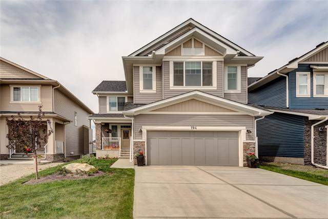 Bayside real estate listings 194 Baywater WY Sw, Airdrie