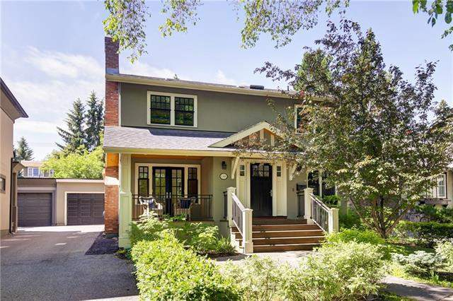 Upper Mount Royal real estate listings 1305 Montreal AV Sw, Calgary
